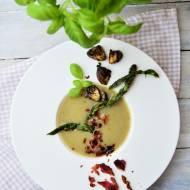 Zupa krem z pieczarek brązowych i topinamburu