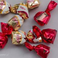 Kule z cukierków – słodki upominek DIY