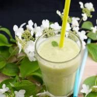 Smoothie ziołowo-ananasowy