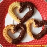 Kruche ciasteczka maślane - niemieckie Spritzgebäck