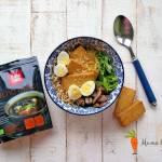 Wegetariańska zupa miso