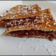 pancakes gryczane – bezglutenowe, bez nabiału