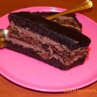 Przekładaniec czekoladowy