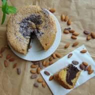 Ciasto jaglano migdałowe (bezglutenowe)
