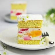 Galaretkowiec czyli ciasto na letnie dni