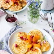 Ryżowe placuszki/pancakes bez glutenu