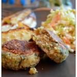 Falafel czyli orientalne kotleciki z ciecierzycy z natka pietruszki i czosnkiem czyli Niedzielne Mielenie odc.42