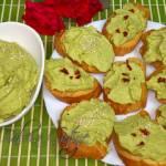 Przepis na Hummus z Awokado | Hummus Pyszna Pasta do Pieczywa