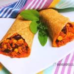 Bezglutenowe burrito
