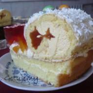 Ciasto Ślimak wg Siostry Anastazji