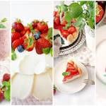 Sezon na truskawki - zestawienie przepisów