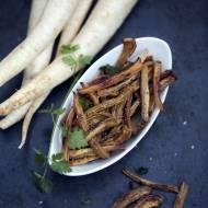 Frytki z pietruszki - dieta dr Dąbrowskiej