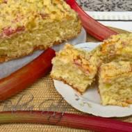 Najlepsze Ciasto Drożdżowe z Rabarbarem - Przepis na Drożdżowe z Rabarbarem