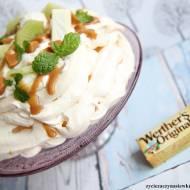 Beza z karmelem i kremem śmietanowym - Werther's Original Soft Caramels