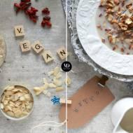 Cynamonowa granola z mlekiem sojowym