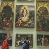 Wycieczka do Muzeum Sztuk Pięknych w Walencji