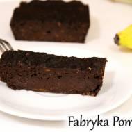 Brownie z batatów (bez glutenu, bez laktozy, bez mąki i cukru)