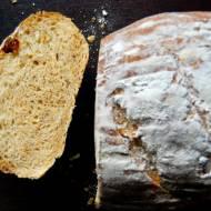 Chleb z suszonymi pomidorami i oliwkami (na drożdżach)