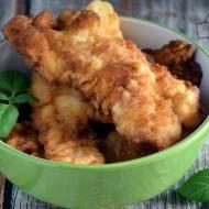 Kurczak w pikantnym cieście