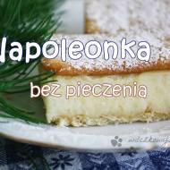 Napoleonka bez pieczenia