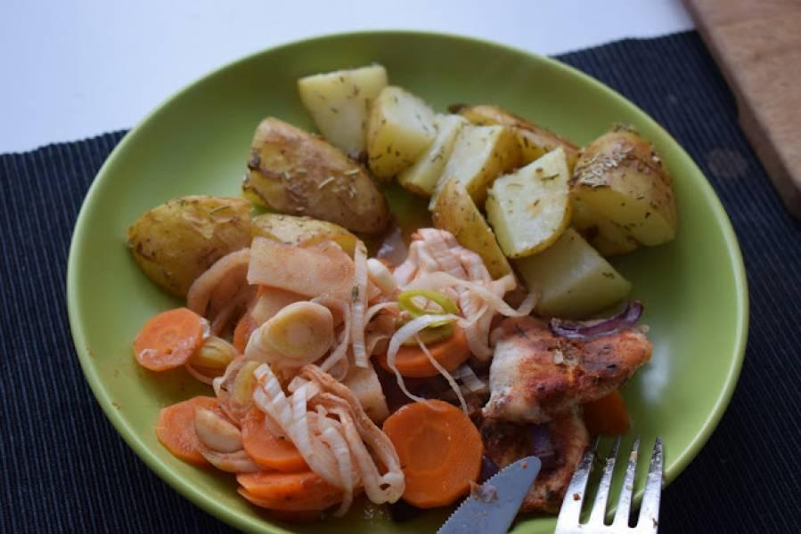 Przepis Na Przepis 33 Niedzielny Obiad Filet Z Kurczka Na