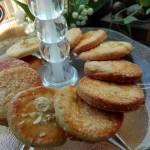 Tanie orzechowe ciasteczka