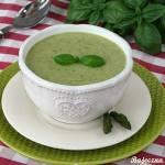 Zupa krem ze szparagów i brokuła