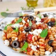 Pasta alla norma (siciliana)