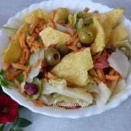 Taco – meksykańska sałatka