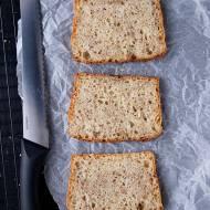 Chleb orkiszowy z syropem klonowym