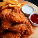 Najlepsze Domowe Hot Wings jak z KFC