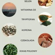 Dieta a depresja. 10 składników żywieniowych, które mogą wspomóc walkę z depresją.
