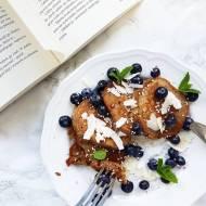 Gryczane pancakes - bez glutenu i cukru.