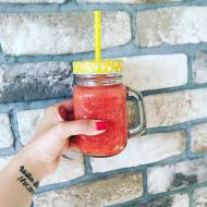 Koktajl mango truskawka cytryna jak ze smoothie baru