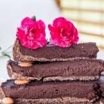 Tarta czekoladowa z czerwonej fasoli