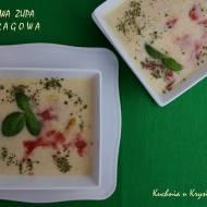 Kremowa zupa szparagowa