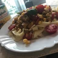 Kurczak w sosie z sera pleśniowego oraz słodkiej śmietanki!