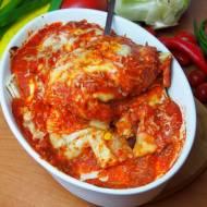 Tortille zapiekane po meksykańsku