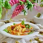 Jarzynowe spaghetti