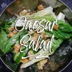 Sałatka Cezar – Caesar Salad