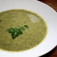 Zupa z zielonej sałaty