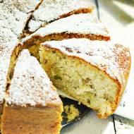Ciasto z rabarbarem i kardamonem
