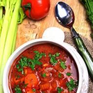 Pomidorowa z selerem naciowym
