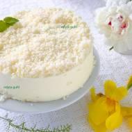 Śnieżny puch- ciasto bez pieczenia!