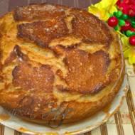 Rewelacyjny chleb pieczony w naczyniu żaroodpornym bez wyrabiania