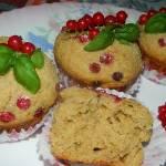 Dietetyczne muffinki z otrębami owsianymi