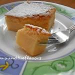 'Magiczne ciasto'