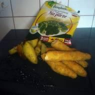 Polędwiczki wieprzowe z fetą i brokułem
