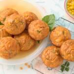 Muffinki z kukurydzą