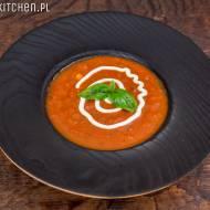 Najlepszy krem ze świeżych pomidorów
